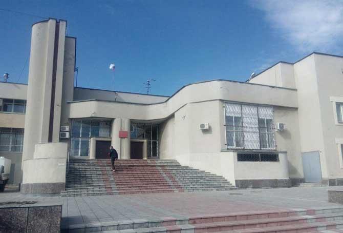 Cоветский районный суд Самары