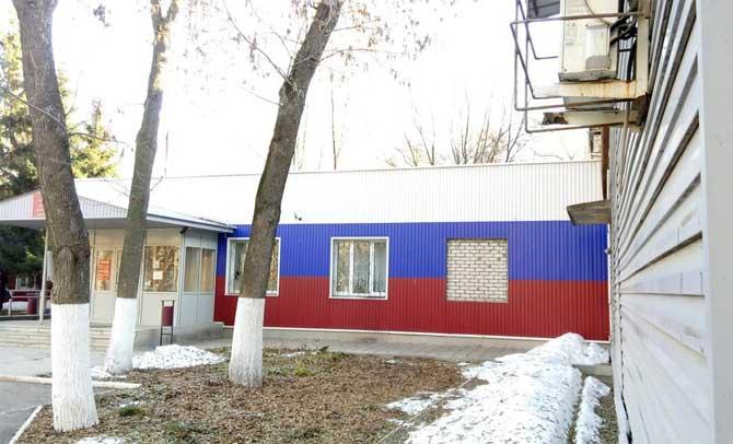 Волжский районный суд Самары